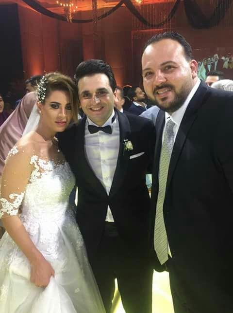 زفاف مصطفى خاطر 1 صور و فيديو زفاف مصطفى خاطر نجم مسرح مصر