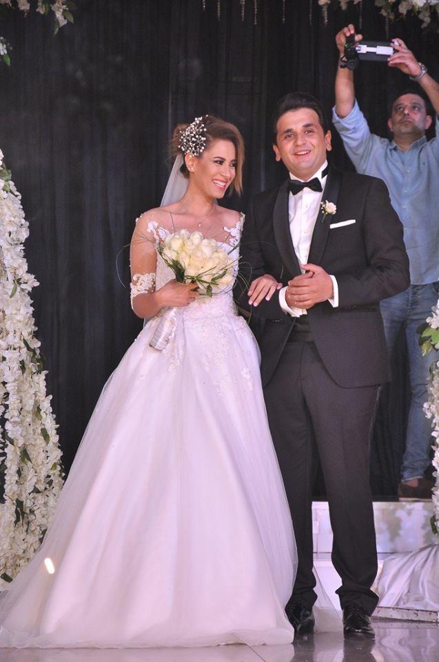 زفاف مصطفى خاطر 11 صور و فيديو زفاف مصطفى خاطر نجم مسرح مصر