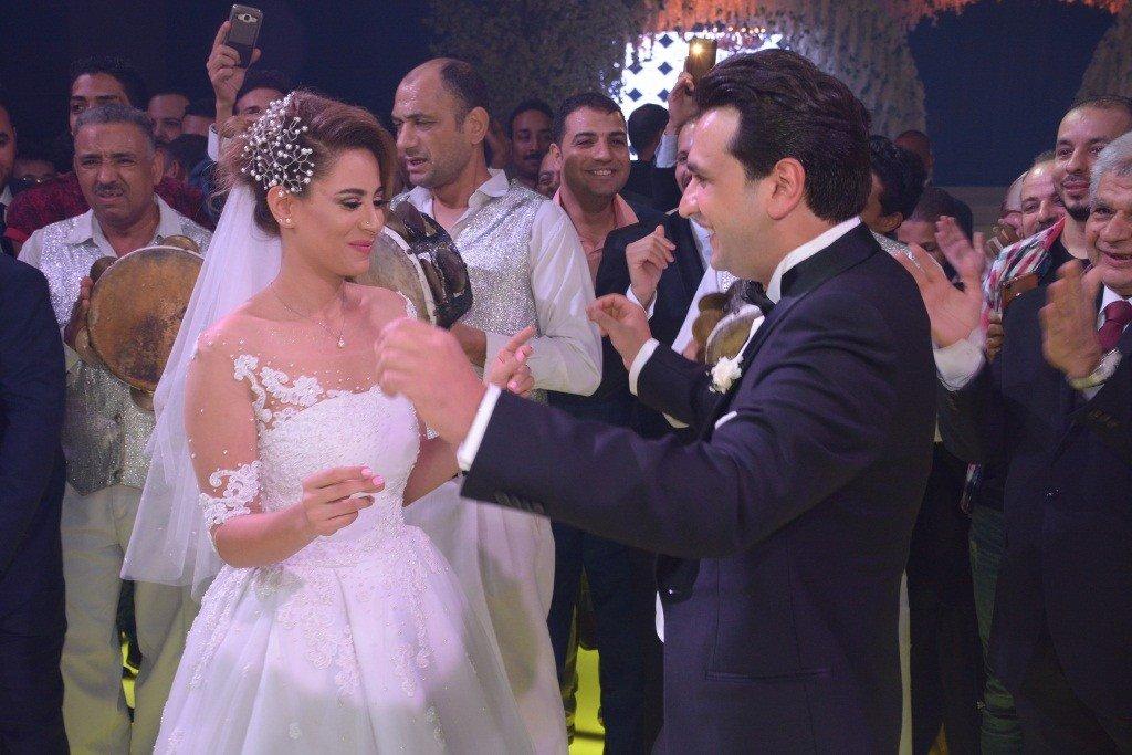 زفاف مصطفى خاطر 15 صور و فيديو زفاف مصطفى خاطر نجم مسرح مصر
