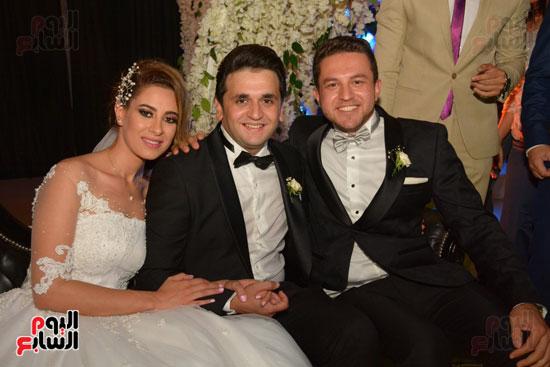 زفاف مصطفى خاطر 3 صور و فيديو زفاف مصطفى خاطر نجم مسرح مصر