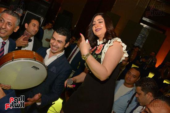 زفاف مصطفى خاطر 4 صور و فيديو زفاف مصطفى خاطر نجم مسرح مصر
