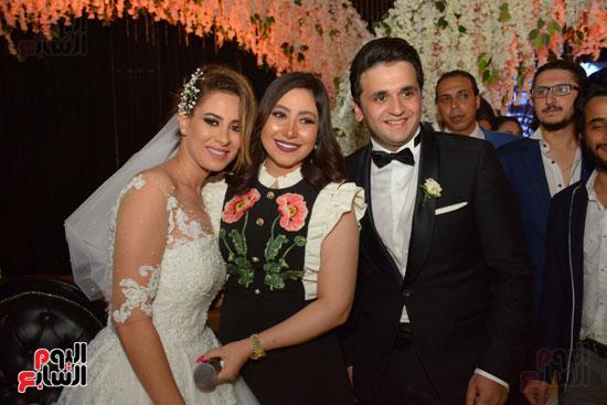 زفاف مصطفى خاطر 6 صور و فيديو زفاف مصطفى خاطر نجم مسرح مصر
