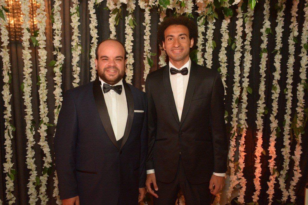 زفاف مصطفى خاطر 8 صور و فيديو زفاف مصطفى خاطر نجم مسرح مصر
