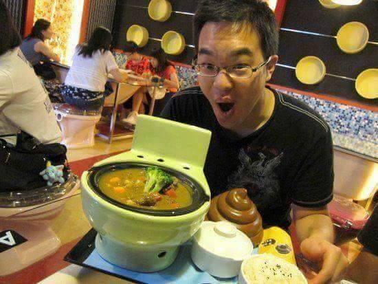 مطعم المراحيض في الفلبين 6 مطعم المراحيض في الفلبين