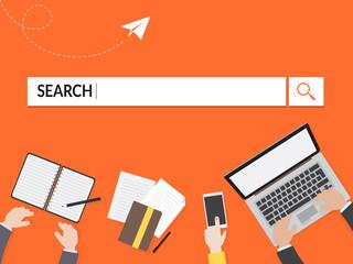 ال Search اكتر حاجه المصمم بيعملها 2 اسرار يستخدمها مصمم الجرافيك في البحث عن ملحقات التصميم