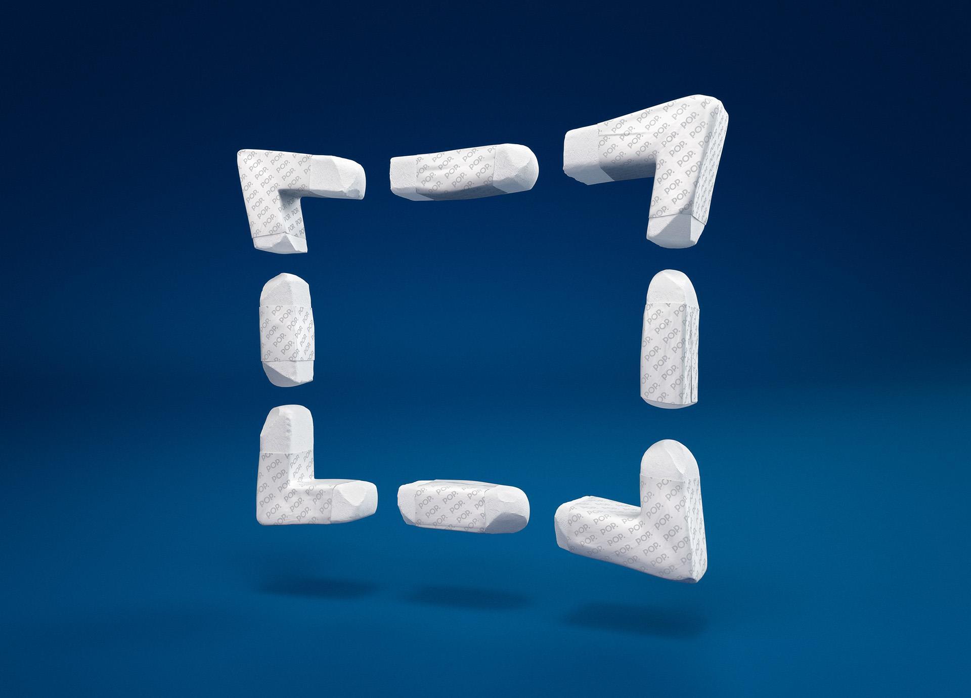 Rectangular Marquee Tool بالصور : تخيل شريط ادوات الفوتوشوب 3D