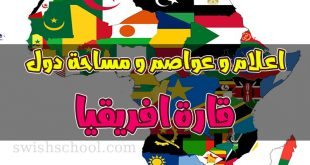 اعلام قاره افريقيا All africa Flags