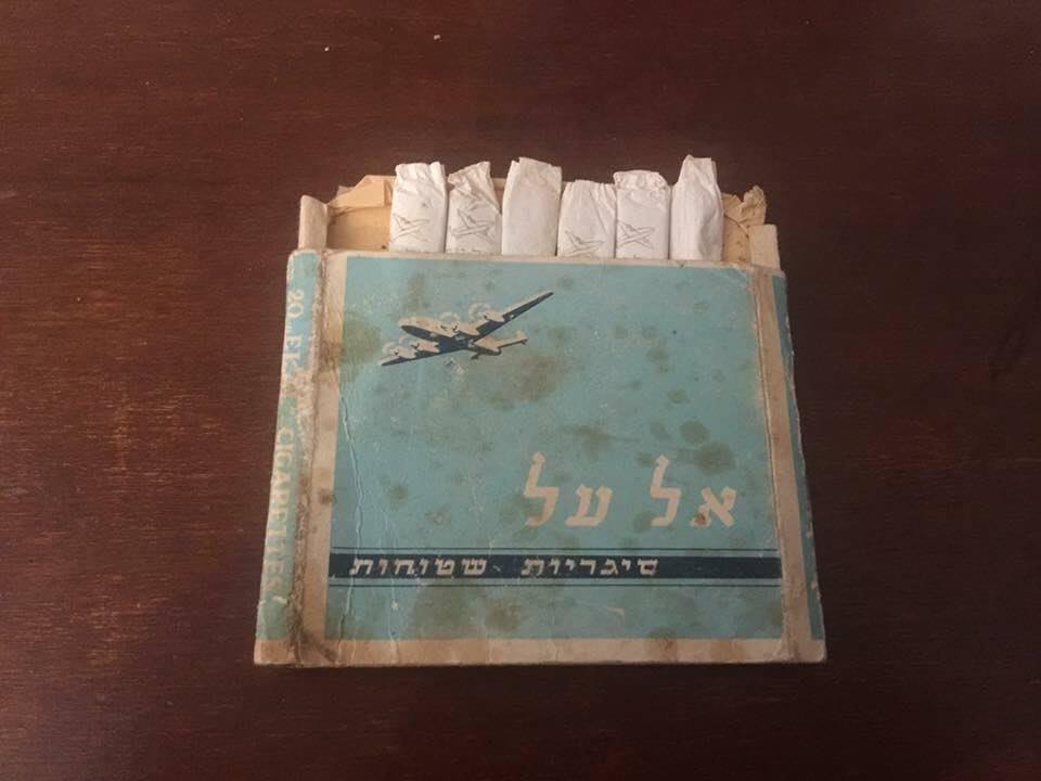 جندي مصري محتفظ بعلبة سجائر خاصة بجندي إسرائيلي جندي مصري يحتفظ بعلبة سجائر خاصه بجندي إسرائيلي حتى الأن