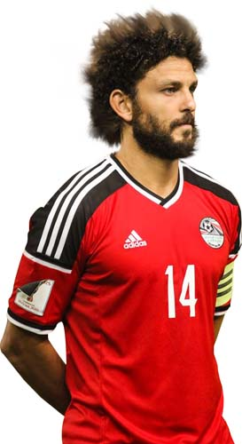 Hossam Ghaly swishschool.com  صور لاعيبه منتخب مصر مفرغه PNG Renders
