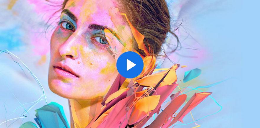 Photoshop CC 2018 فيديو ماهو الجديد فوتوشوب 2018
