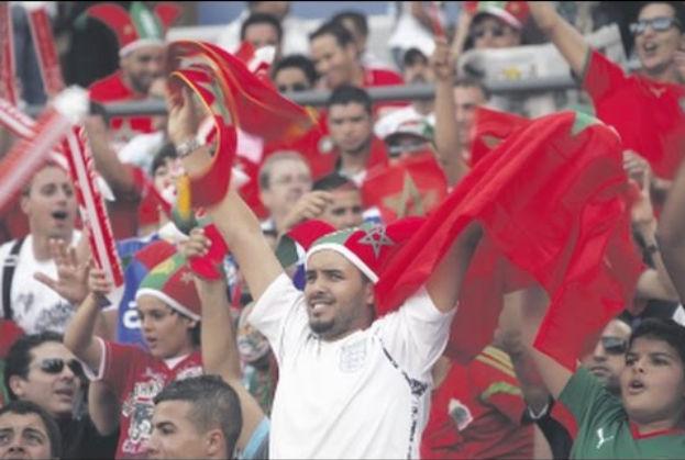 فوز المغرب على ساحل العاج فوز المغرب على ساحل العاج والصعود لكاس العالم