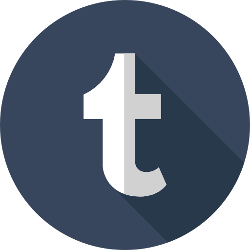 tumblr تحميل ايقونات مواقع التواصل الاجتماعي بدون خلفيه