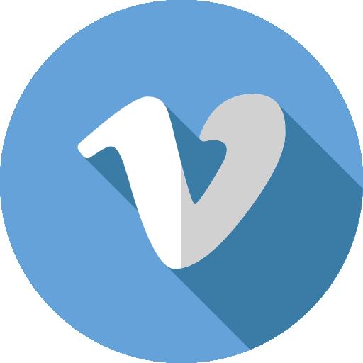vimeo تحميل ايقونات مواقع التواصل الاجتماعي بدون خلفيه