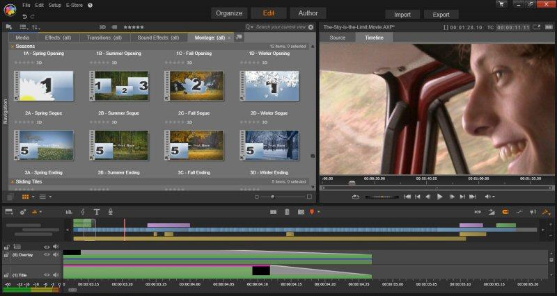 برنامج المونتاج العملاق Pinnacle Studio Ultimate الجديد