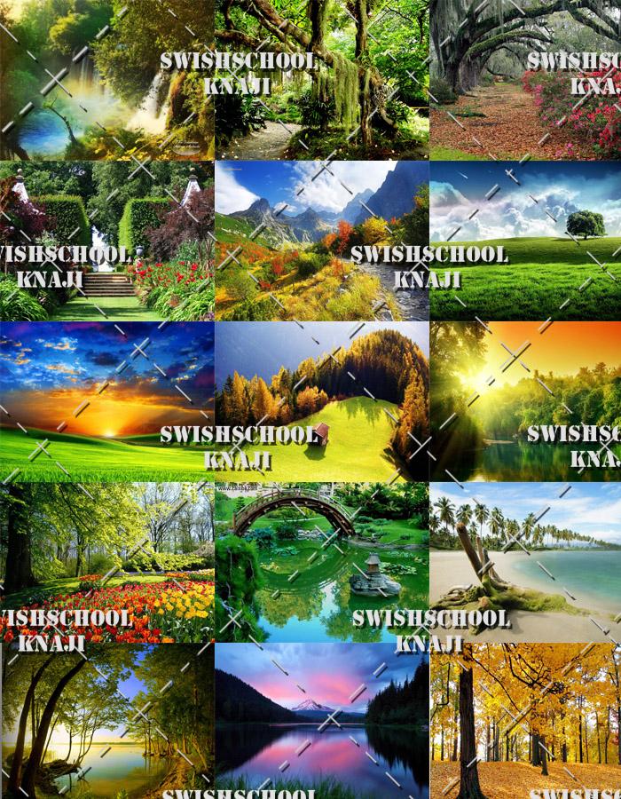 خلفيات الطبيعه الرائعه من اجمل المناطق العالميه