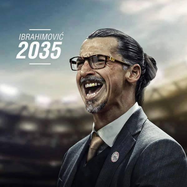 شكل مشاهير كرة القدم بعد 20 سنة لما يكونوا مدربيين