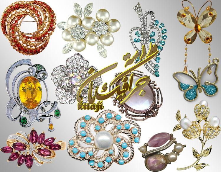 سكرابز مجوهرات باشكال رائعه
