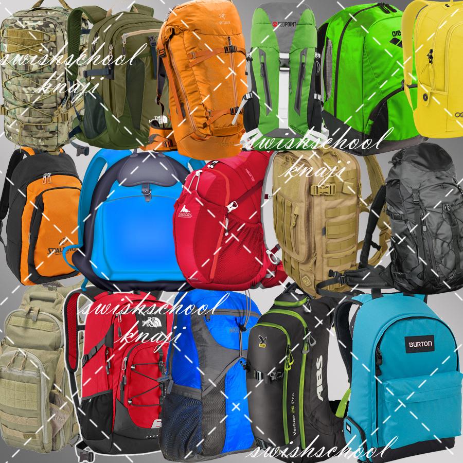 حقائب ظهر حقائب للمدرسة للرحلات جوده عاليه دون خلفيه