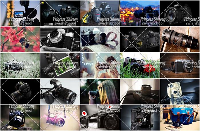 خلفيات كاميرات عالية الجودة للتصاميم الشبابية وتصاميم الفيس بوك تجميع Princess Shireen