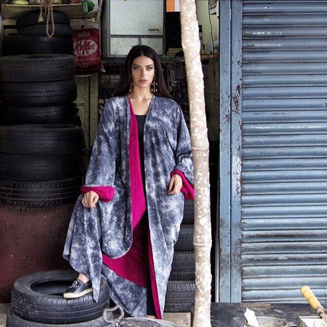 كولكشن عبايات جديدة للبنات من اجواء الشارع الهندى , احدث موديلات العبايات , عبايات كاجوال روعه للبنات