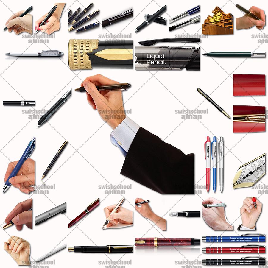 سكرابز اقلام - قلم - حبر - جاف بدون خلفيه لتصاميم الفوتوشوب png
