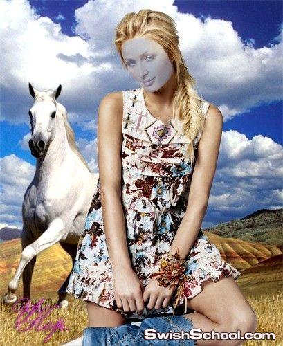 قوالب لرعاه البقر Cowboy PSD روابط جديده على المديا فير
