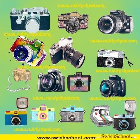 سكرابز كاميرات
