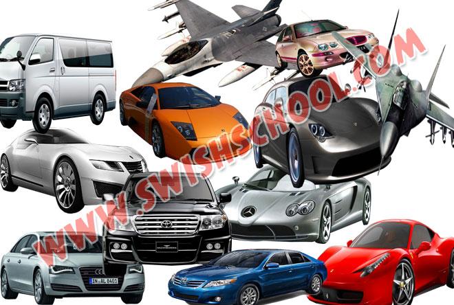 مجموعه من السيارات والطائرات المفرغة لعيون المنتدي من تصميمي يارب تعجبكم