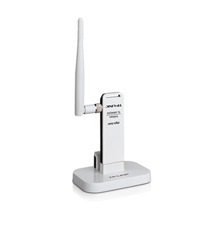54Mbps High Gain Wireless USB Adapter TL-WN422GC