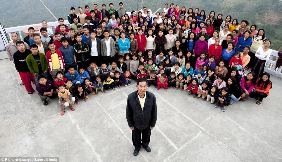 أكبر عائلة في العالم !!!!