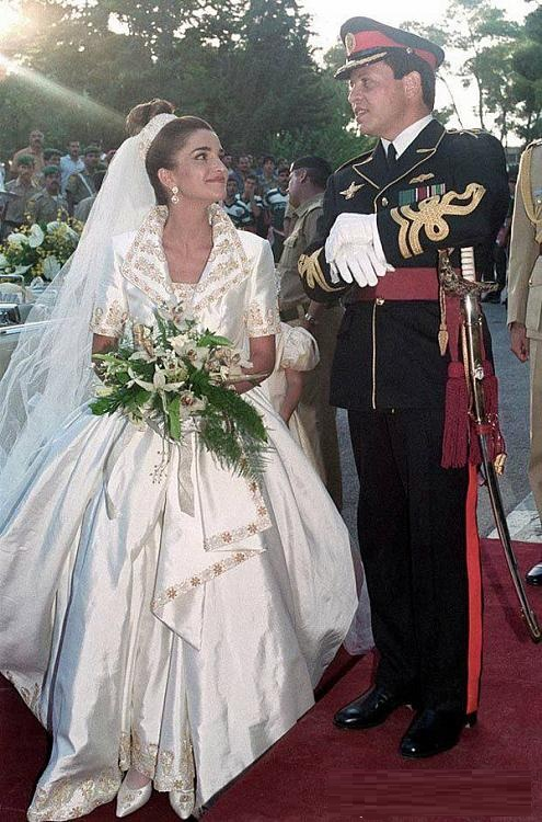 اشهر حفلات الزفاف الملكية
