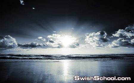 خلفيات الشمس والسماء Sun And Sky Wallpapers