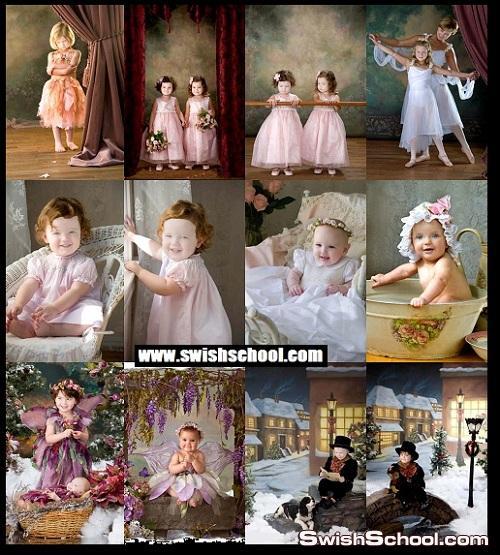 اجمل واكبر مجموعه من قوالب الاطفال روابط جديده مباشره مديا فير