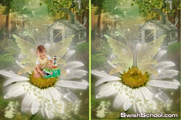 ملف مفتوح  رائع من عالم فيري السحري The fantastic world of the fairy