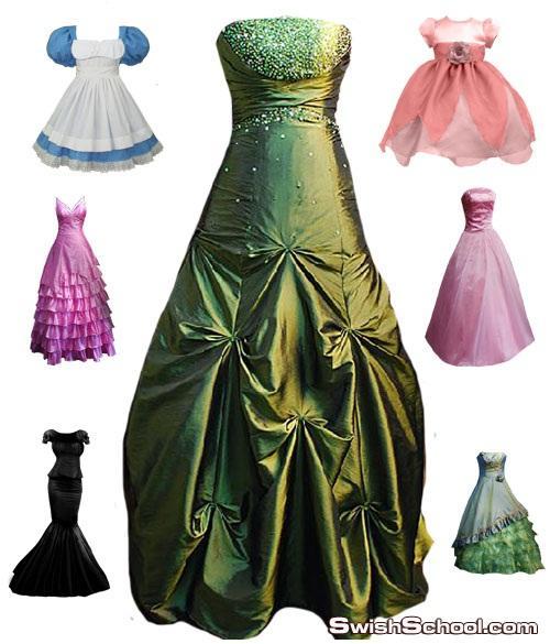 فساتين سهره بخلفيه شفافه Evening Dresses