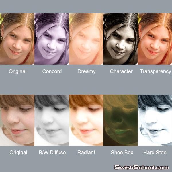 فلتر Virtual Photographer