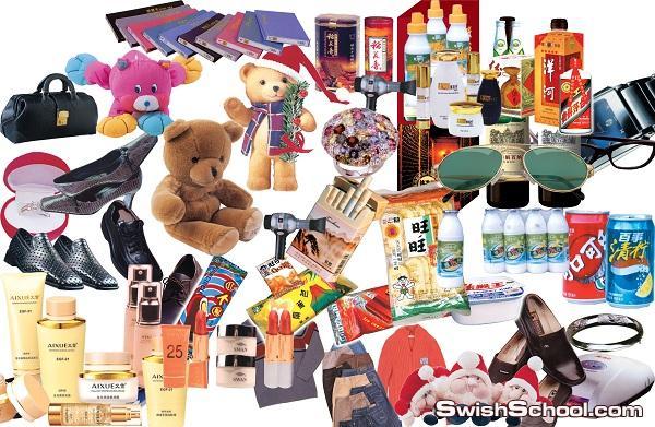 ملف مفتوح لمنتجات سوبر ماركت بي اس دي     Super market psd