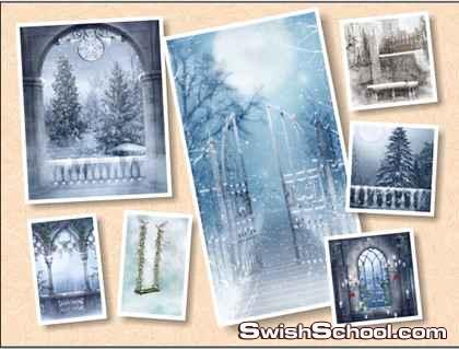 خلفيات الشتاء الجزء الاول