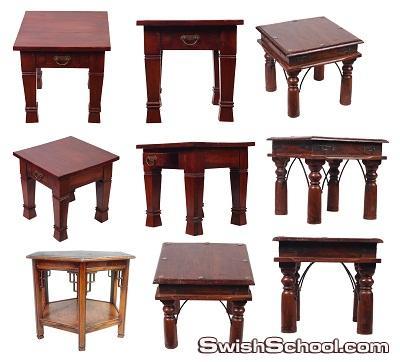صور طاولات مقصوصة بصيغة png