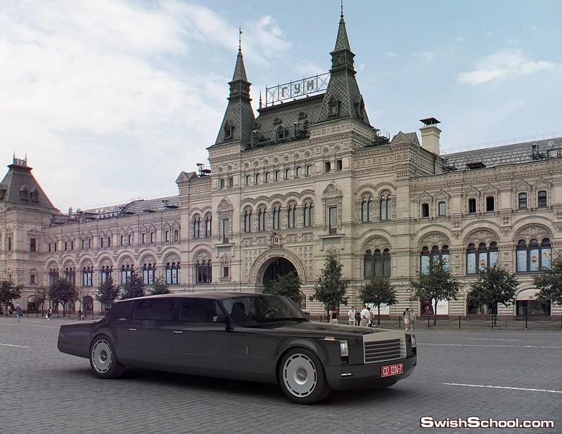 صور سياره السياسين في روسيا