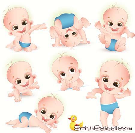 خلفيات اطفال كيوت فيكتور cute baby