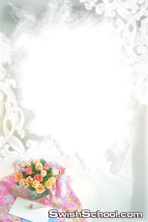 اجمل كولكشن من خلفيات الزفاف ملفات مفتوحه متعدده الليرات 2012