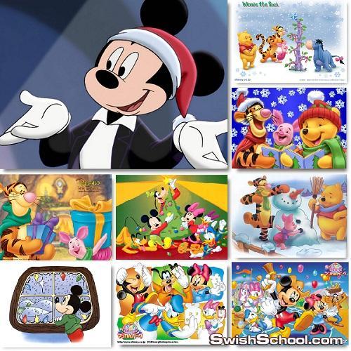خلفيات عاليه الجوده لشخصيات ديزني  Hero Disney  2012