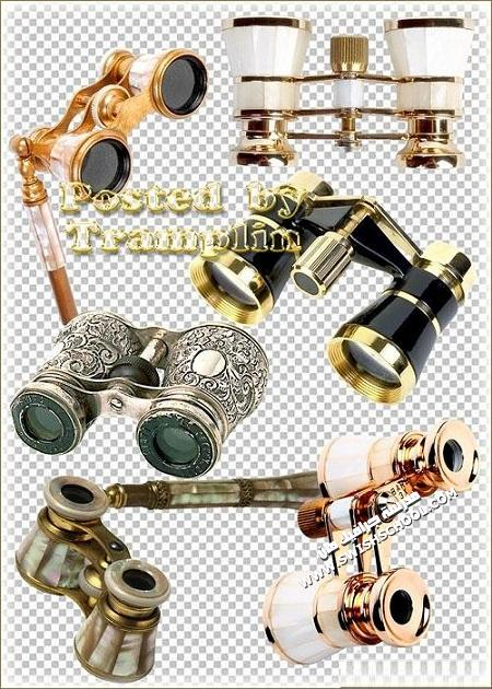 صور مقصوصه نظارت مسرح كلاسكيه Theatre Binoculars png