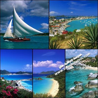 خلفيات جزر الكاريبي عاليه الجوده لسطح المكتب