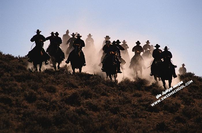 خلفيات رعاه البقر عاليه الجوده للتصميم - خلفيات من الغرب الامريكي 2012