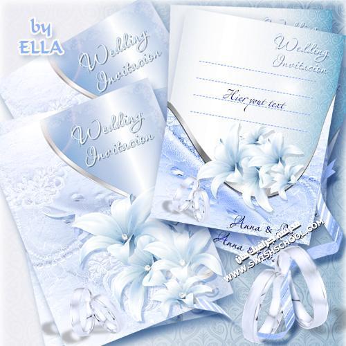 كروت دعوه زفاف وخطوبه بالون الوردي والفضي والازرق - ملفات مفتوحه psd وقالب رومانسي متعدد الليرات باللون الاحمر  psd
