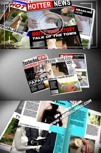 مشروع افتر hdv سكوووب وعدسات مصورين لجريده التابلود