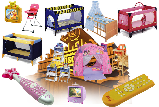 صور مفرغه العاب اطفال ومستلزمات مواليد للتصميم png