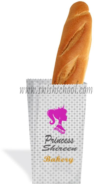 3 موك اب احترافى عالى الجودة  لعرض الصور والشعارات على ورق وأكياس الخبز جديد 2015 حصرى على مدرسة جرافيك مان